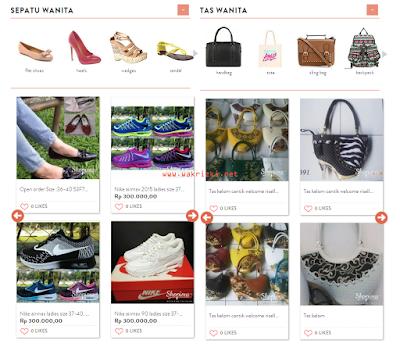 Shopious.com, Media Iklan Toko Online