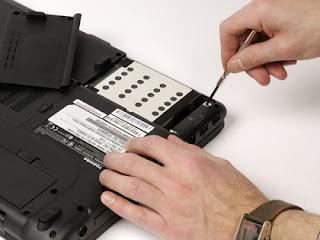 Cara Memperbaiki Hardisk Laptop Rusak Total