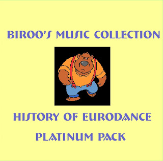 VA - Bir00's Music Collection - History Of Eurodance - Platinum Pack (2013)