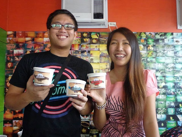 The couple behind Team Brownie Cebu: Luis and Justinne