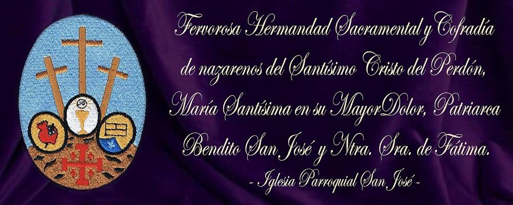 HERMANDAD SACRAMENTAL DEL SANTÍSIMO CRISTO DEL PERDÓN