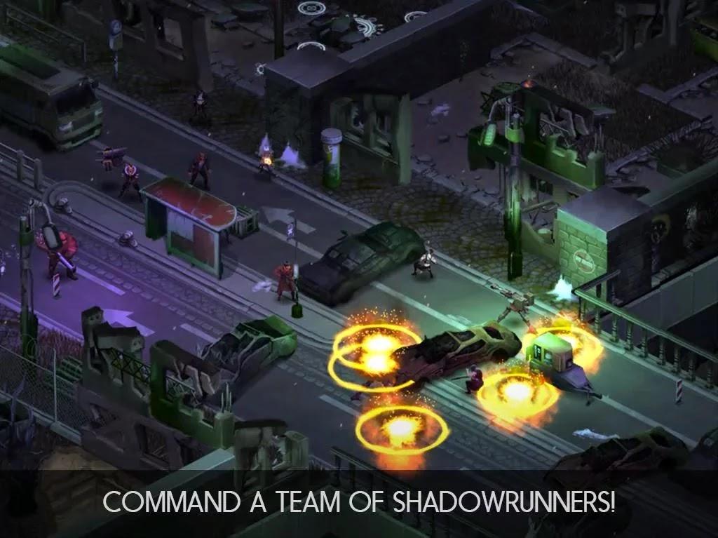 Shadowrun: Dragonfall - DC v2.0.9