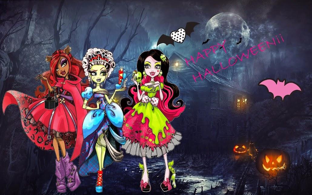 Monster High Estaciones