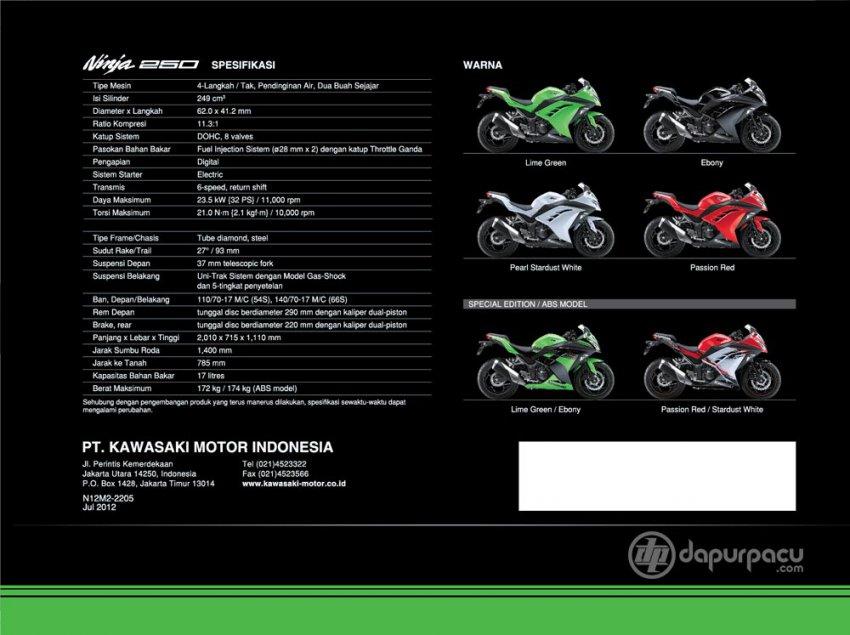 MoToRRaD CustoMIZ: The new Kawasaki Ninja 300R