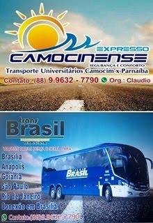 EXPRESSO CAMOCINENSE – TRANSPORTE UNIVERSITÁRIO
