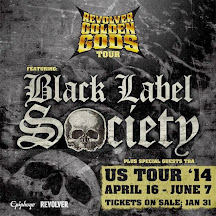 Revolver: Golden Gods Tour