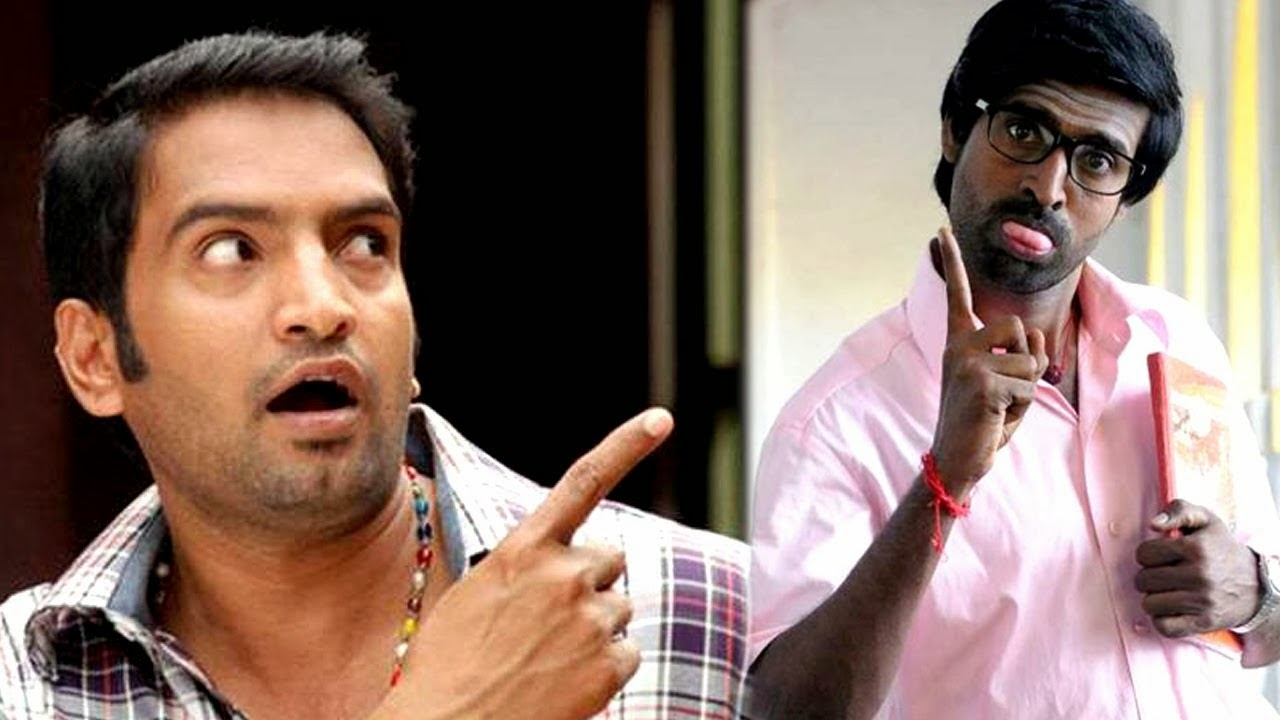 I will not act with Santhanam says Soori