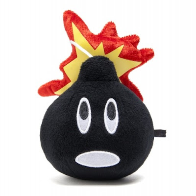 The Hundreds Adam Bomb Plush Figure