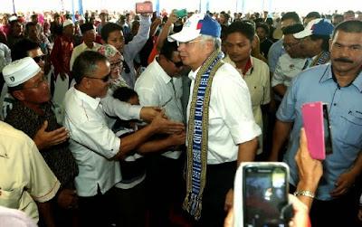 VIDEO Pemimpin PKR Menyesal Keluar UMNO Presiden Palu Gendang PeranG