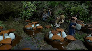lego jurassic world,