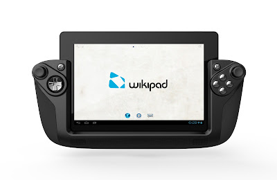 Wikipad Demo and Details with Fraser Townley