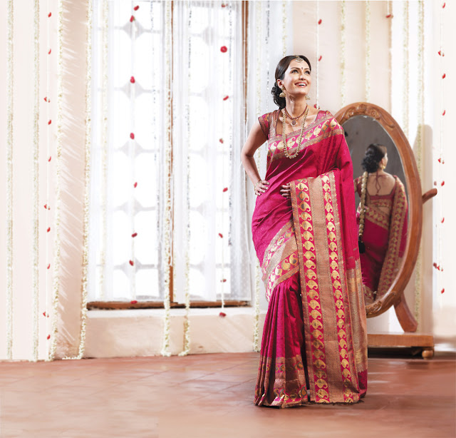 Information on Wedding Sarees - Wedding Sarees Chennai Wedding Sarees Online, Wedding Saree Collection.