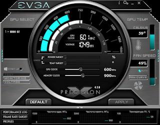 EVGA Precision X 4.2.0 Full