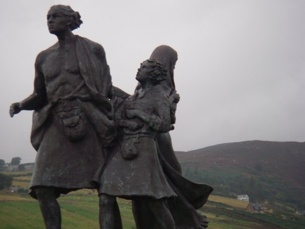 lady sutherland and the highland clearances I was digging around a scottish root of the family tree and reading about the ill-fated clan gunn (great-grandfather harry nelson of stirling, and so a member) when i came across a reference.
