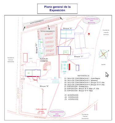 Imagen del Plano de ubicación feria