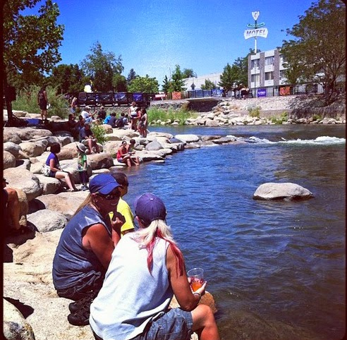 Upcomming Reno River Festival will adjust to low flows on Truckee River
