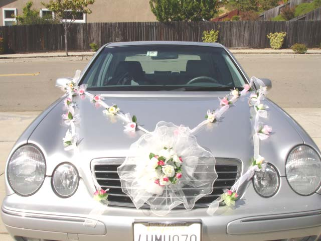 wedding car decorations have your dream wedding. Black Bedroom Furniture Sets. Home Design Ideas