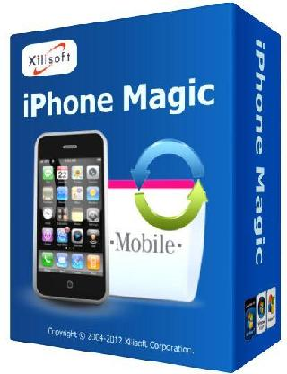 Xilisoft iPhone Magic Platinum version 5.3.1.20120606 Portable