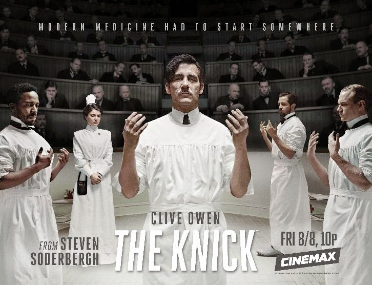 The Knick - Officially Renewed for a Second Season