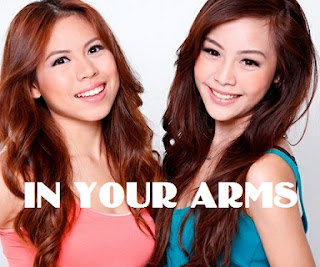 Krissy and Ericka - In Your Arms Lyrics