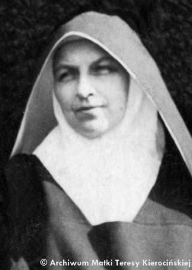 Matka Teresa od św. Józefa- Janina Kierocińska