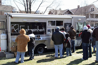 Fahrenheit Food Truck