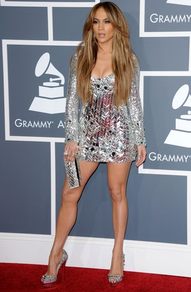 Jennifer Lopez grammy 2011 hot new