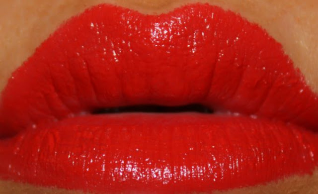 YSL Rouge Pur Couture Le Orange Lipstick