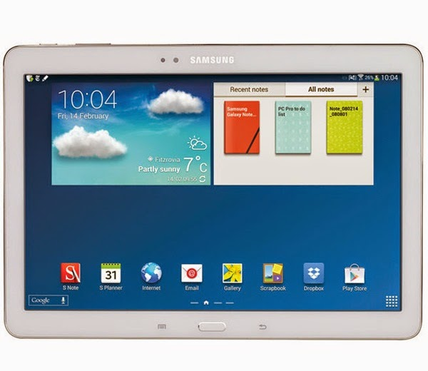Samsung galaxy note 10 1 2014 edition sm p600 user guide manual user
