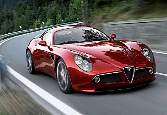 2015 Alfa Romeo Duetto Concept