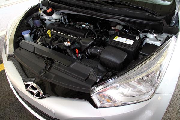 Motor do Novo hb20 sedan 2013