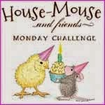 Prize Winner at House-Mouse