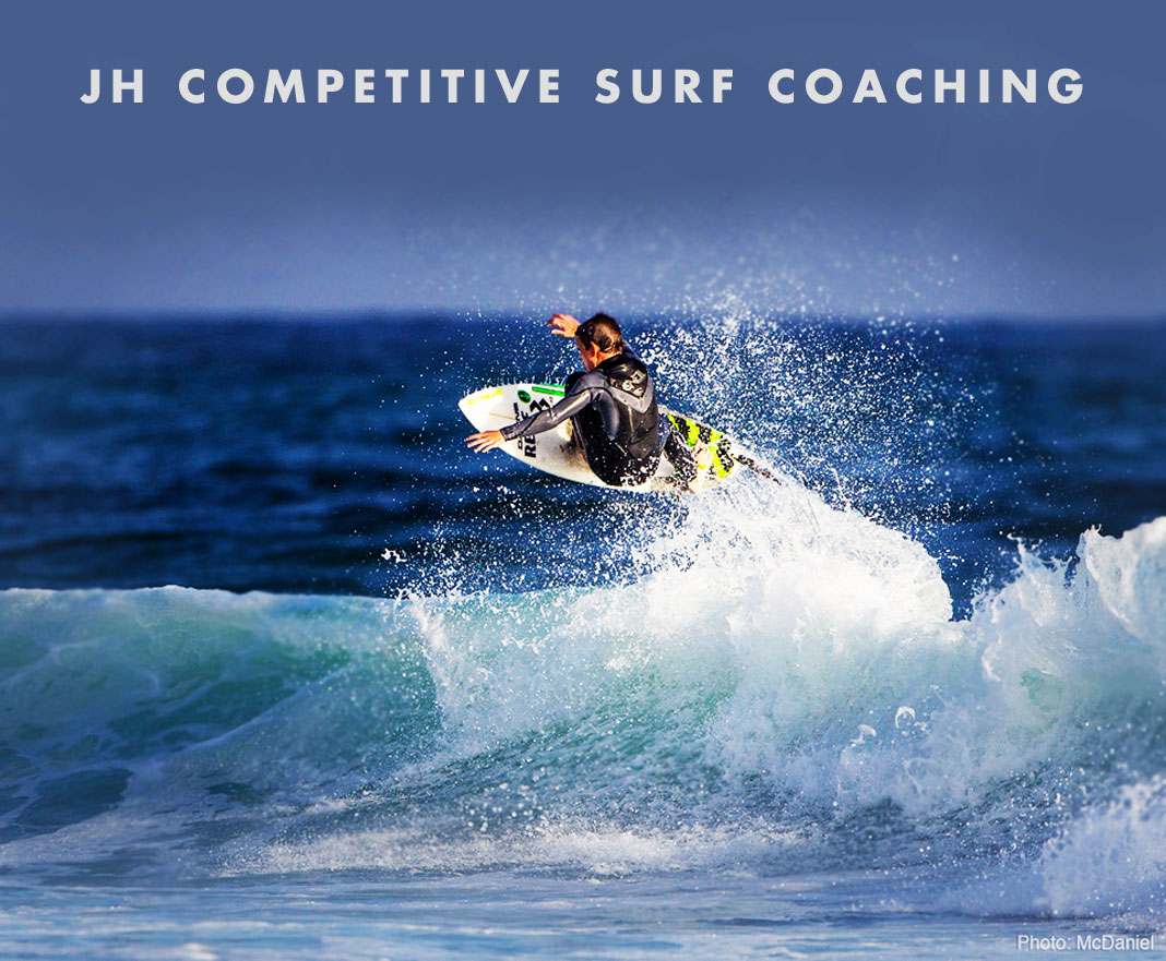 JH Competitive Surf Coaching