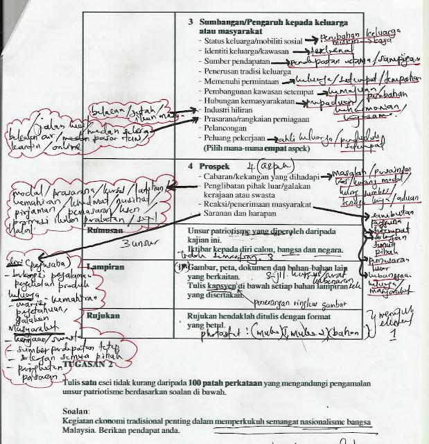 Contoh Kerja Kursus Sejarah Pmr 2013 Tugasan 1