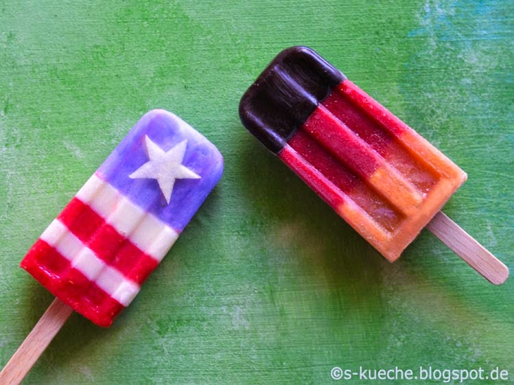 USA Popsicle