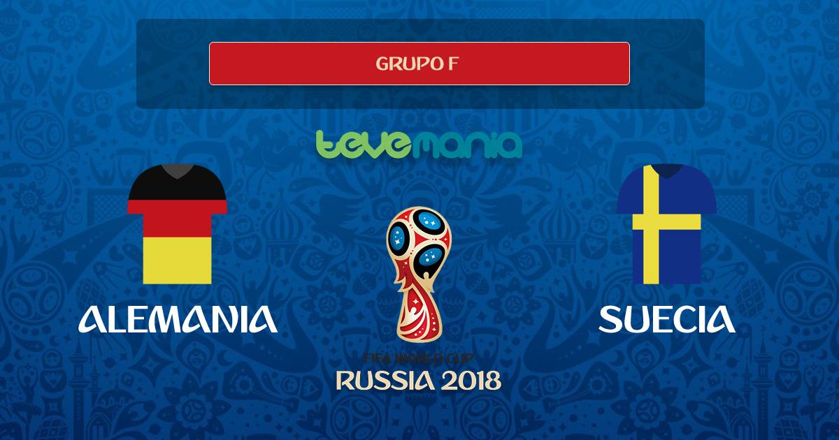 Alemania venció 2 a 1 a Suecia con gol de Toni Kroos en descuentos