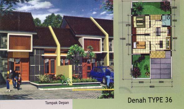 Tipe Rumah Minimalis, bangun rumah minimalis, desain rumah minimalis ...