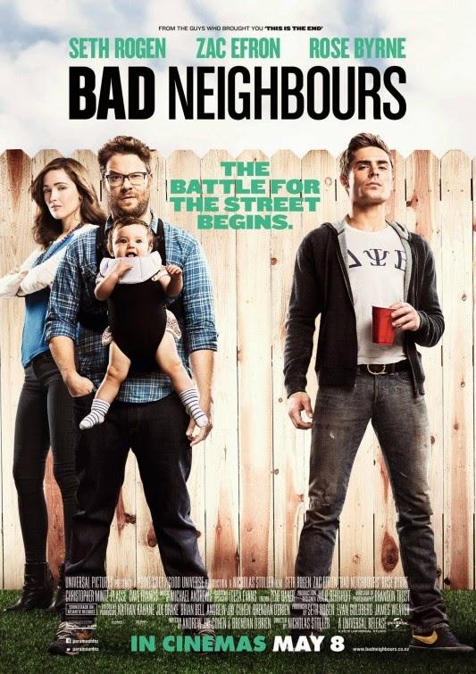 neighbors movie poster ile ilgili görsel sonucu