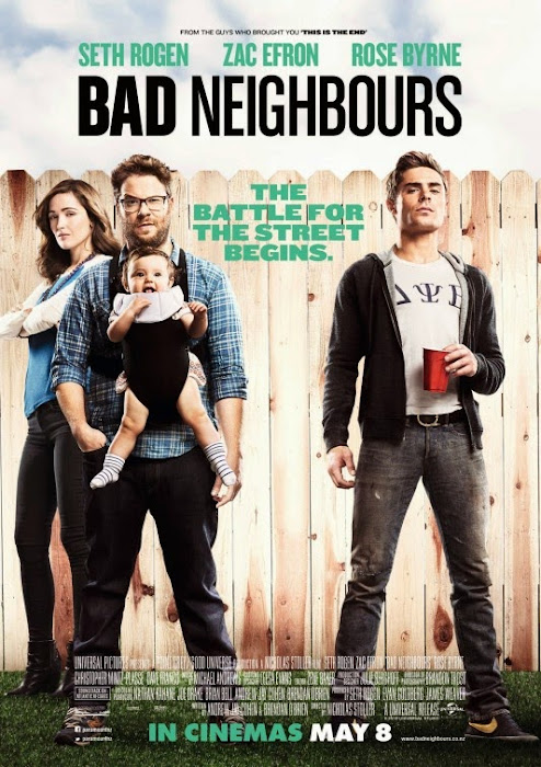 Malditos vecinos (Neighbors) (2014)