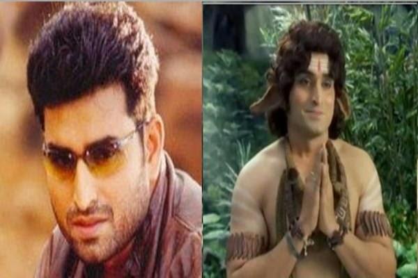 Foto Kumar Hegde sebagai Nandi