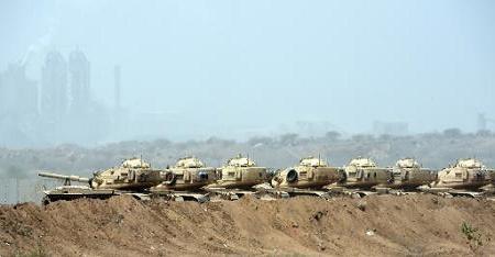 مقتل اثنين من قوات حرس الحدود السعودي احدهما ضابط على الحدود مع اليمن