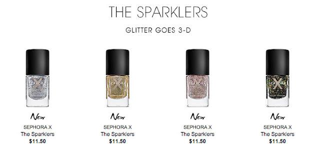sephora x sparklers