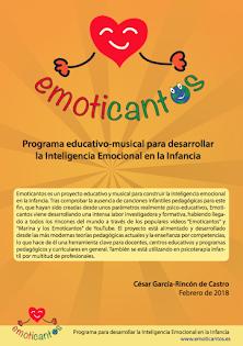 NOVEDAD: dossier informativo del programa Emoticantos