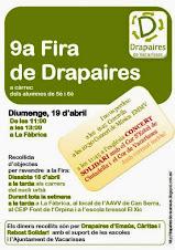 9a edició FIRA DE DRAPAIRES
