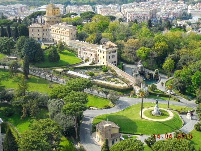 gradina San Pietro