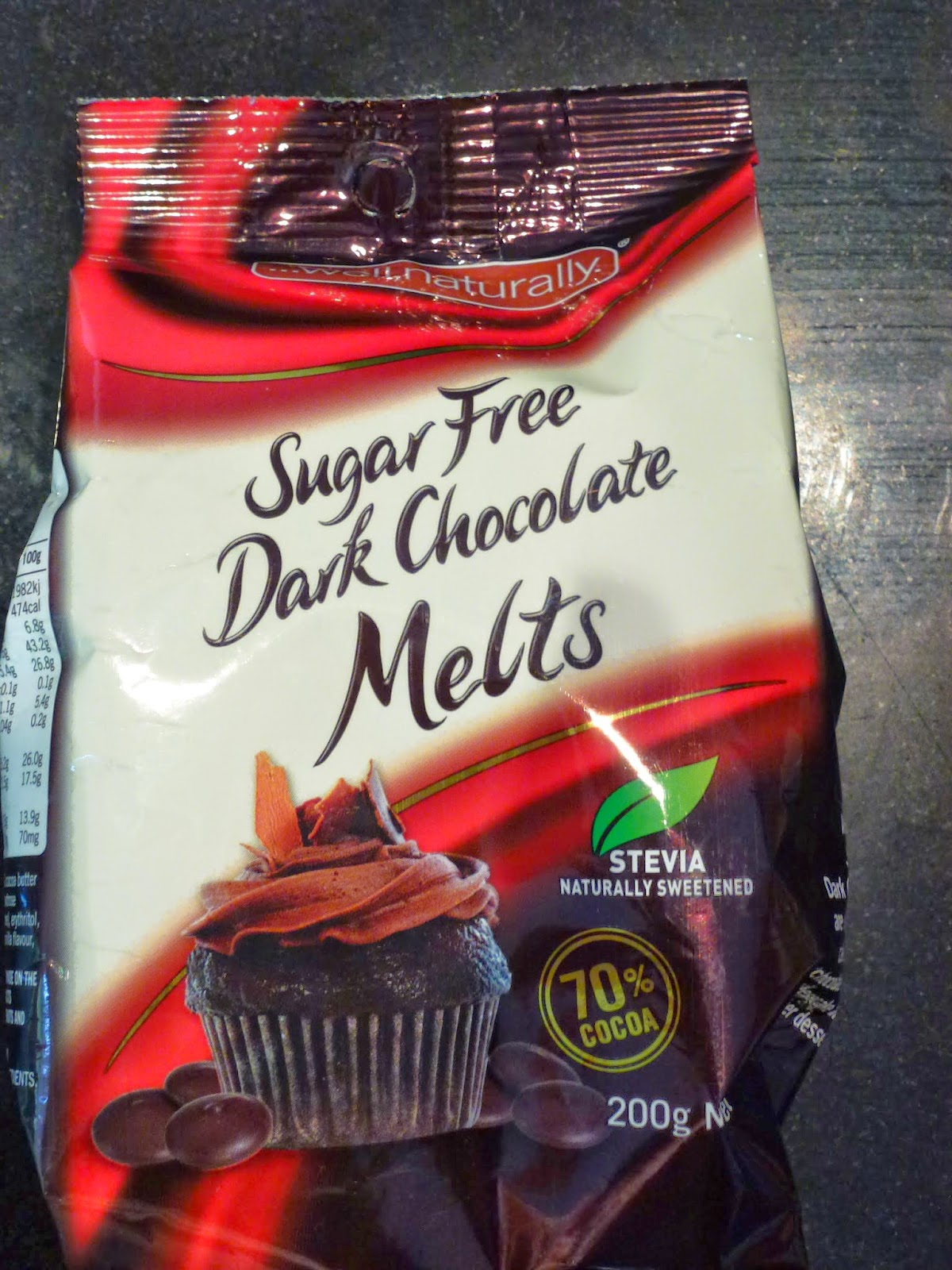 SUGAR FREE CHOCOLATE CHIPS | The Diabetic Alien