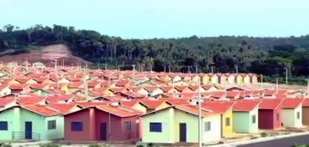 Vila Paraíso: Prefeitura convoca sorteados dos blocos C, D, E e F para segunda chamada