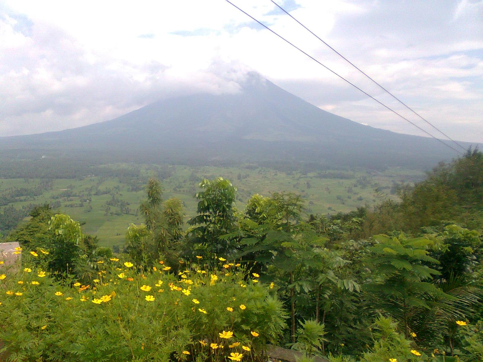 Mayon Volcano Tour Blog