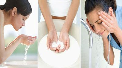 mẹo chăm sóc da mặt bằng nước vo gạo