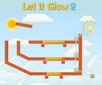Let It Glow 2 walkthrough.
